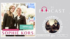 Emoción, risas y consejos con Sophie Kors