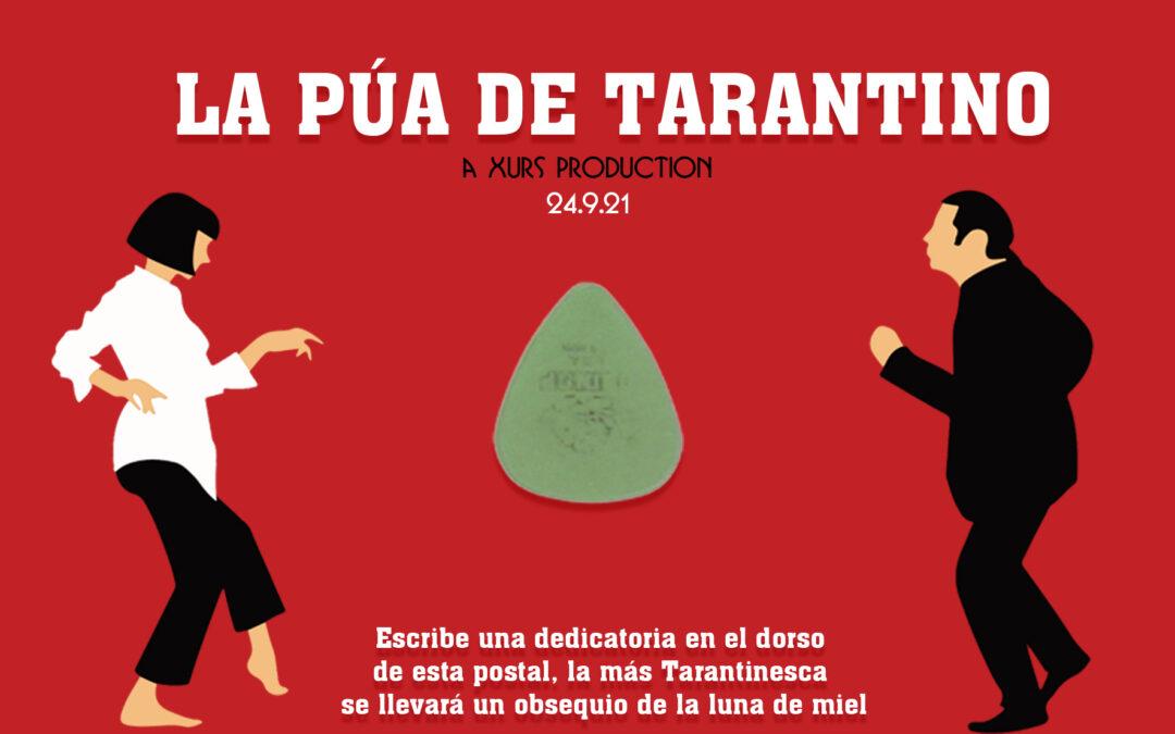 LA PÚA DE TARANTINO – Crónica de la boda del 24_9_21
